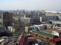 """Самара, офисное здание АО """"Ростелеком"""", улица Мичурина, дом 54"""