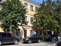 Samara, Molodogvardeyskaya st, house 58. Apartment house