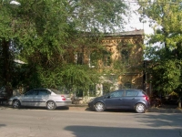 neighbour house: st. Molodogvardeyskaya, house 75. Apartment house