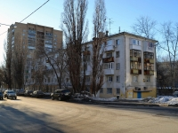 Samara, Molodogvardeyskaya st, house 242. Apartment house