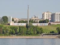 Samara, monument СлавыMolodogvardeyskaya st, monument Славы