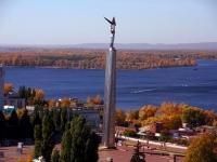 萨马拉市, 纪念塔 СлавыMolodogvardeyskaya st, 纪念塔 Славы