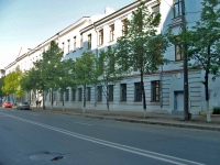 neighbour house: st. Molodogvardeyskaya, house 131А. university Самарский государственный технический университет