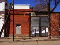 Самара, улица Молодогвардейская, дом 16. неиспользуемое здание