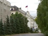 Samara, governing bodies Самарская губернская дума, Molodogvardeyskaya st, house 187