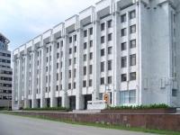 Samara, Правительство Самарской области, Molodogvardeyskaya st, house 210