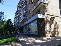 Samara, Molodogvardeyskaya st, house 221. Apartment house