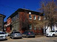 Самара, улица Молодогвардейская, дом 12. многоквартирный дом