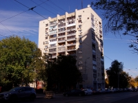 neighbour house: st. Molodogvardeyskaya, house 207. Apartment house