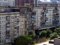 萨马拉市, Molodogvardeyskaya st, 房屋 213. 公寓楼