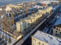 Samara, Molodogvardeyskaya st, house 216. Apartment house