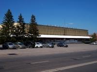 соседний дом: ул. Молодогвардейская, дом 222. дворец спорта ЦСК ВВС