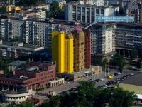 """соседний дом: ул. Молодогвардейская, дом 224. банк """"Газбанк"""""""