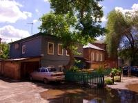 Самара, улица Молодогвардейская, дом 111. многоквартирный дом