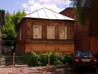 neighbour house: st. Molodogvardeyskaya, house 111. Apartment house