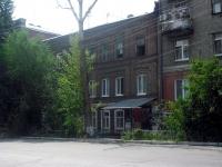 Samara, Molodogvardeyskaya st, house 36. Apartment house