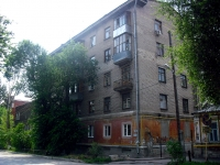 Samara, Molodogvardeyskaya st, house 38. Apartment house