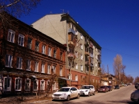 neighbour house: st. Molodogvardeyskaya, house 38. Apartment house