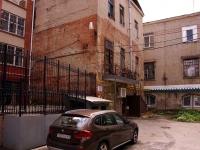 萨马拉市, Molodogvardeyskaya st, 房屋 98. 带商铺楼房