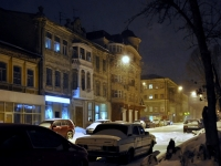 Samara, Molodogvardeyskaya st, house 98. Apartment house with a store on the ground-floor