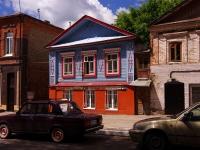 萨马拉市, Molodogvardeyskaya st, 房屋 116. 公寓楼