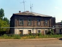 Samara, Molodogvardeyskaya st, house 3. Apartment house