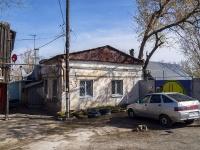 Samara, st Molodogvardeyskaya, house 3. Apartment house
