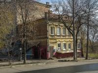 Самара, улица Молодогвардейская, дом 9. многоквартирный дом