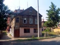 萨马拉市, Molodogvardeyskaya st, 房屋 20. 公寓楼