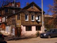 Самара, улица Молодогвардейская, дом 20. многоквартирный дом
