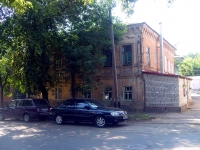 Samara, Molodogvardeyskaya st, house 26. Apartment house
