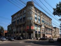 Самара, улица Молодогвардейская, дом 67. офисное здание