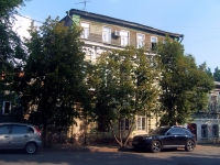 Samara, Molodogvardeyskaya st, house 89. Apartment house