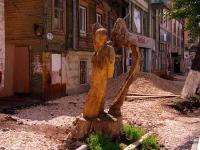 萨马拉市,  . 雕塑
