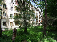 neighbour house: . Moskovskoe 24 km, house 30. Apartment house