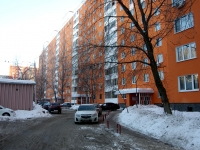 Samara, Moskovskoe 24 km , house 286. Apartment house