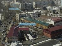 Samara,  Moskovskoe 24 km, house ЛИТ Е110. office building