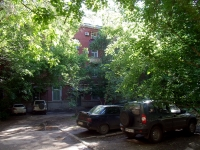 Samara, Moskovskoe 24 km , house 8. Apartment house with a store on the ground-floor