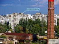 Samara, Moskovskoe 24 km , house 83. Apartment house