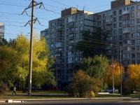 Самара, Московское шоссе, дом 83. многоквартирный дом