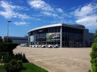 соседний дом: ш. Московское, дом 264А. автосалон Lexus