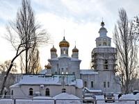 Samara, church в честь Святых Жен Мироносиц, Moskovskoe 24 km , house 10Б