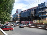 "neighbour house: . Moskovskoe 24 km, house 163А. retail entertainment center ТЦ ""Империя-центр"""