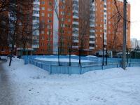 Самара, улица Бубнова. корт