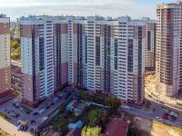 Самара, Московское шоссе, дом 29. многоквартирный дом