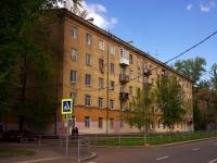 соседний дом: ш. Московское, дом 12. многоквартирный дом