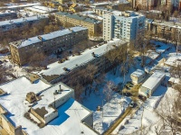 Samara, hostel Поволжского государственного университета телекоммуникаций и информатики, №3, Moskovskoe 24 km , house 18А