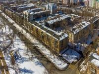 Samara, Moskovskoe 24 km , house 20. Apartment house