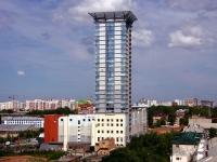 """Самара, офисное здание Офис центр """"Вертикаль"""", Московское шоссе, дом 17"""