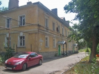 neighbour house: . Moskovskoe 24 km, house ЛИТ Е. Apartment house